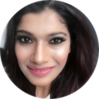 From an account executive in the ad-mad world, to a flight attendant to one of the finest makeup artists India has ever produced, this is Abhilasha's journey. And what a ride it's been!   Here's a quick look through her timeline.